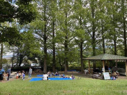 <参加者募集>運動公園を探検しよう!森のようちえん みきゃんっ子